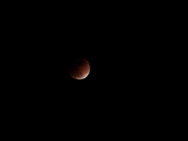 Lunar Eclipe