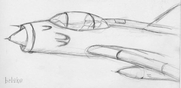 Freestyle MiG-21