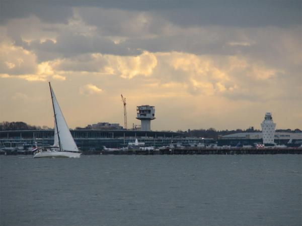 Sail and Seas at LGA
