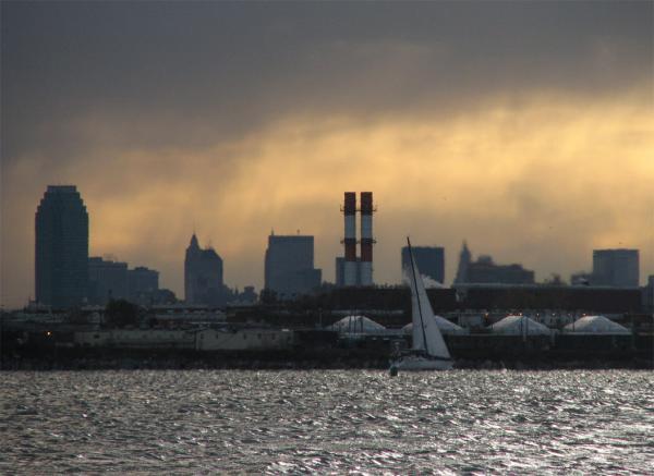 Smoke Sail Sky
