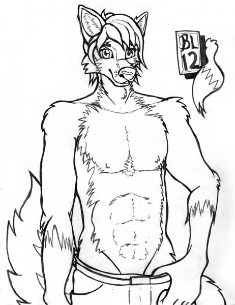 Wolf Chest